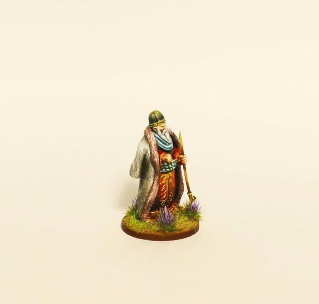 OTT001 Ali Pasha of Ioannina 28mm resin miniature